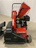 Troy-Bilt Chipper/Vac with 5hp engine with