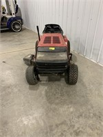Yard Machines by MTD riding lawn mower with