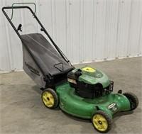 Lawn-Boy 20inch cut push lawn mower with a