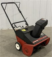 Yard Machines 3hp 21inch gas powered snow blower