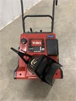 Toro 4.0hp 21inch gas powered snowblower