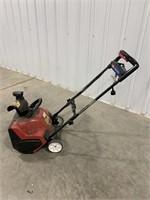 Toro 18inch electric snow blower