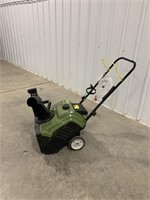 SSGSB99 single stage gas snowblower 2.4hp