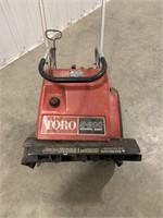 Toro s-200 gas powered snowblower