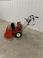 Toro 421 2 stage gas powered snowblower