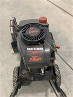 Craftsman 3.5hp gas powered edger