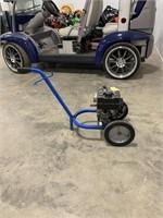 3.5 tecumseh engine on wheels