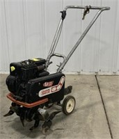 Lawn Chief chain drive 2hp 4cycle lawn tiller