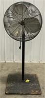 20inch Dayton circulator single speed fan
