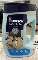 New Morton Safe T Pet Ice Melt