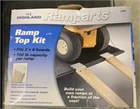 Highland Ramparts Ramp top kit