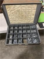 4 drawer bolt bin