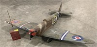 Remote controlled airplane 67inches wide by 67