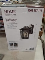 Home decorators collection  small exterior wall