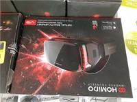 Homido Virtual reality goggles.