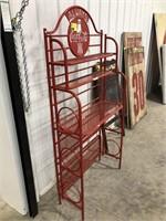 Coca-Cola Folding Display Shelf