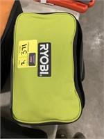 Ryobi 1/4 sheet sander double insulated with bag