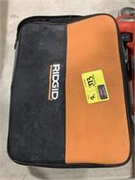 Ridgid collated screw gun with bag