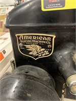 American slicingmachine co. Meat slicer