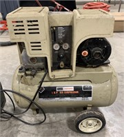 Craftsman air compressor. 1 HP. Model 919.176210.