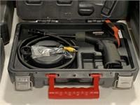 Ridgid micro CA-25 inspection camera with case.