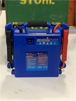 Solair heavy duty jumpstarter and power source