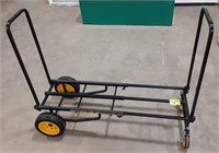 Rock N Roall Multi Cart R10 metal cart.