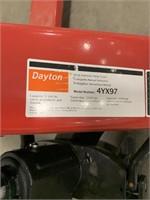 Dayton pallet jacket 5500lb capacity