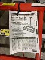 New Dayton desk lift