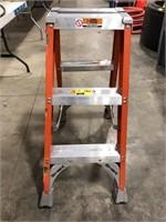 Louisville ladder 3.12 x 70.65