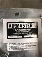 Airmaster fan-air circulator