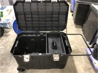 Stanley Promobile rolling tool box  Overall
