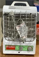 Dayton electric heater.