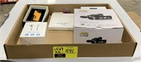 Box lot 4K recorder, wireless speaker and others