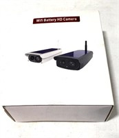 Wifi Battery HD Camera