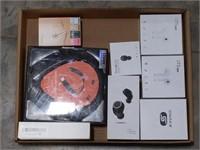 NOS Earphones/earbud. I7S,IPX fans, liuhe earphone