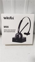 Willful M98 Wireless Headset with Microphone