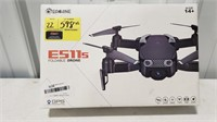 E5115 Foldable Drone with GPS Positioning
