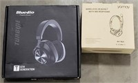 Bludio Wireless Headphones, Yamay Wireless