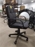 Rolling adjustable office chair