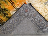 """Outdoors themed tapestry 71"""" by 46"""""""