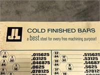 Jones & Laughlin Steel Warehouse Cold Finish Bars