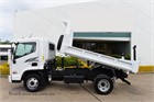 Hyundai Mighty EX4 Chassis Tipper|Tipper