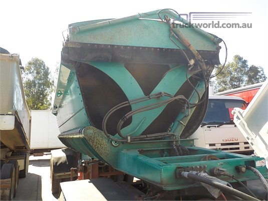 2008 Azmeb Tipper Trailer - Trailers for Sale