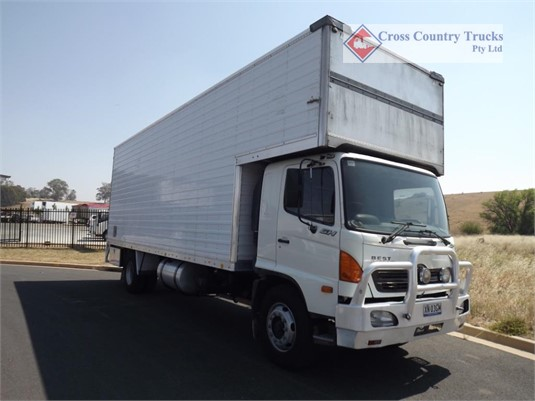 2006 Hino GH Cross Country Trucks Pty Ltd - Trucks for Sale