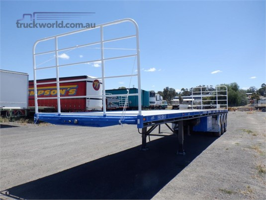 2003 Southern Cross Flat Top Trailer - Trailers for Sale