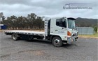 Hino 500GD1227 4x2|Livestock Trucks|Mobile Hose Truck