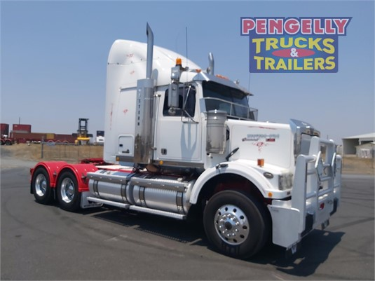 2011 Western Star 4864FXB Pengelly Truck & Trailer Sales & Service - Trucks for Sale
