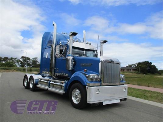 2013 Western Star 4964FX CTR Truck Sales - Trucks for Sale
