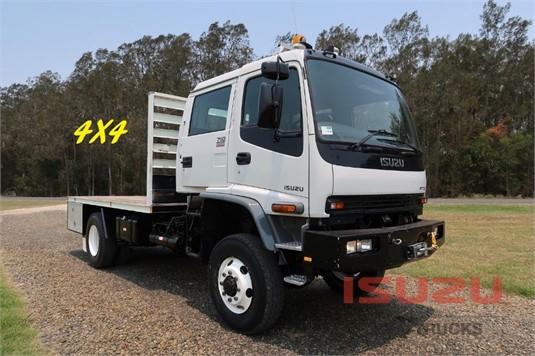2004 Isuzu FTS 750 4x4 Dual Cab Used Isuzu Trucks - Trucks for Sale